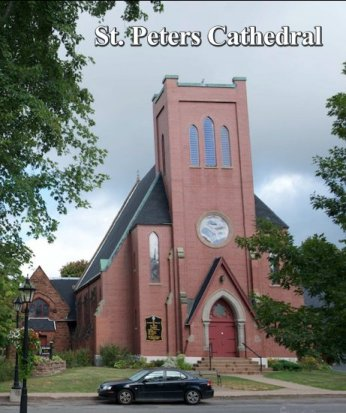 St. Peter's Cathedral, Charlottetown